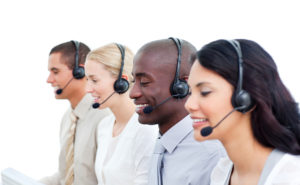 Receptionists-Call Center