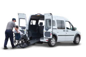 Van Wheelchair Ramp